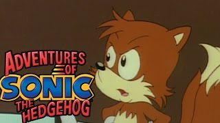 Adventures of Sonic the Hedgehog 133 - Spaceman Sonic