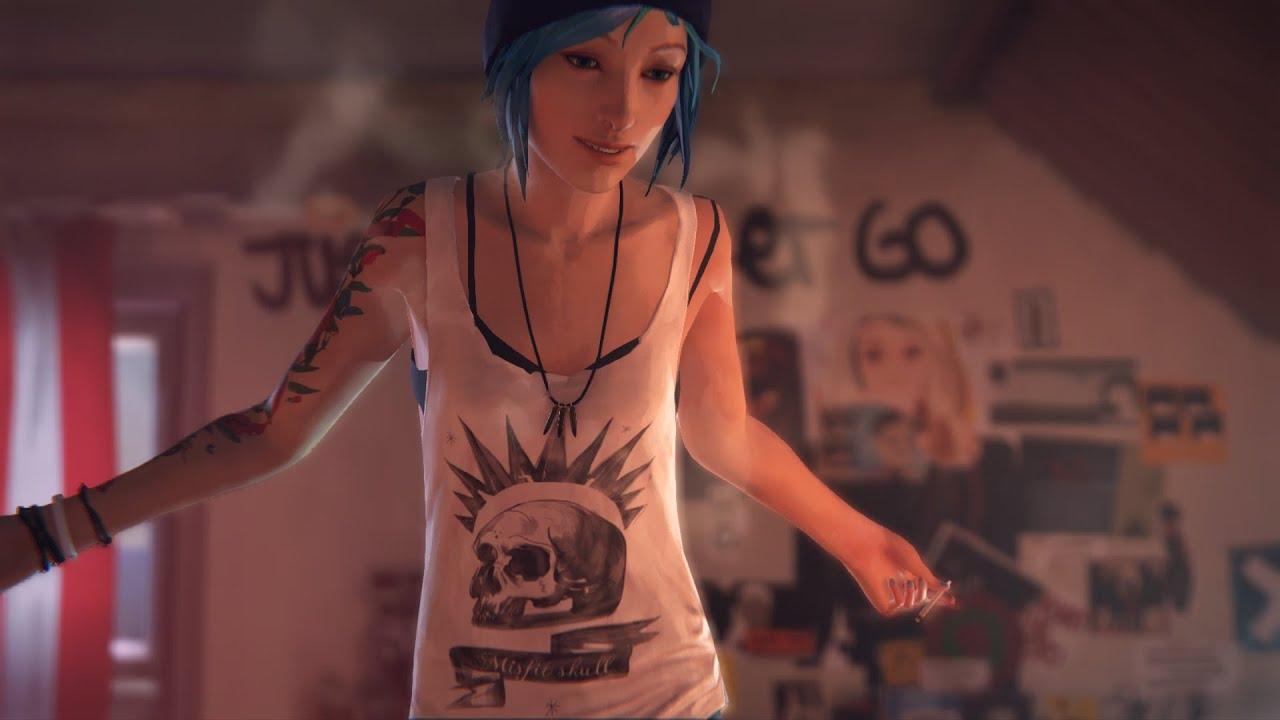 life is strange how to look at usb