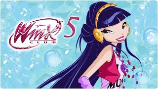 Winx Club - Season 5: all songs!