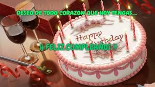 Cumpleaños Feliz  Feliz Cumpleaños Sobrino Querido