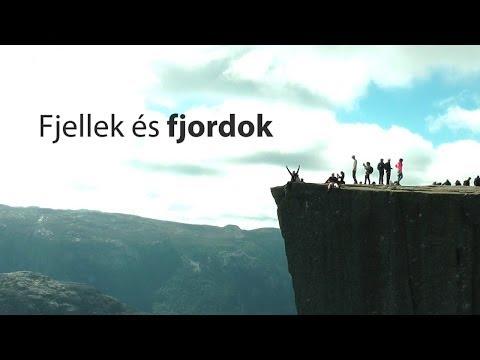 Fjellek és fjordok (Norvégia, videónapló) [2013, fullHD 1080p]