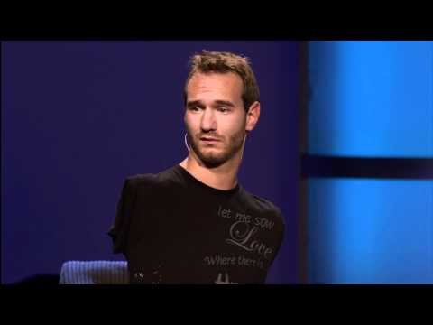 Rock Church - Life Without Limbs - Nick Vujicic By Nick Vujicic video