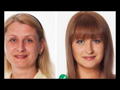 Стрижка для молодой женщины чтобы выглядеть моложе