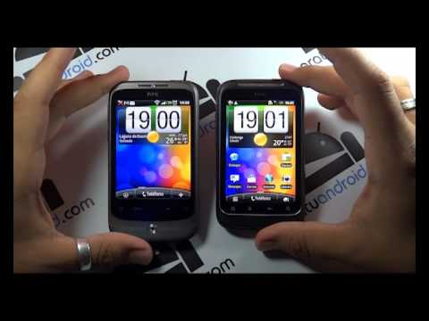 HTC Wildfire S - Analisis a fondo