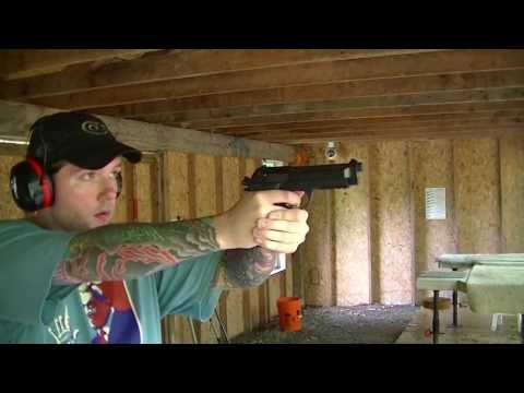 Beretta 92A1. Shooting & short review