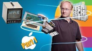 Ben Heck's Apple 1 Replica Part 1