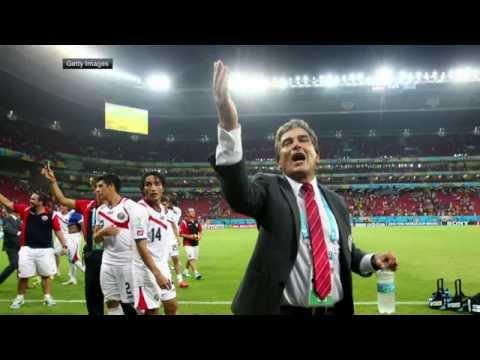 EXCLUSIVA - Jorge Luis Pinto en Nación ESPN