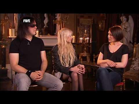 Taylor Momsen and Mark Damon - Live from Studio Five