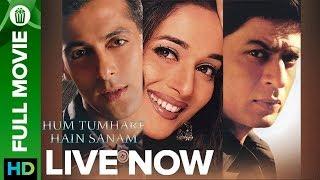 Hum Tumhare Hain Sanam  | Full Movie LIVE on Eros Now | Shahrukh Khan, Salman Khan, Madhuri Dixit