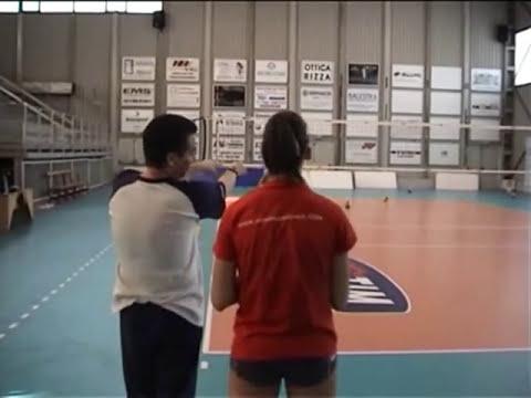 Voleibol: Técnica del saque en salto float