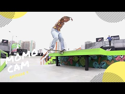 Momo Cam Episode 9: Dew Tour Women's Final Practice