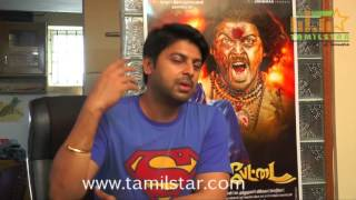 Srikanth At Sowkarpettai Movie Team Interview