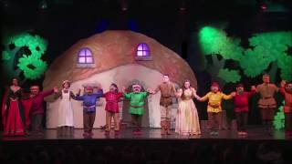 Blanche Neige - le spectacle musical