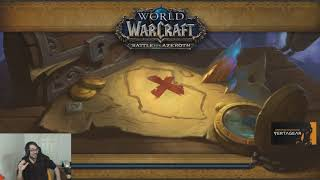 World of Warcraft Daily: 2019-01-23 Asmongold checks out a tweet from the WoW devs