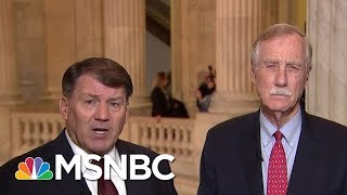 Senator Angus King: There Was A Win For The American People In Shutdown   Morning Joe   MSNBC