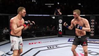 Ultra Real | EA Sports UFC 3 | Daniel Hooker vs. Arnold Allen