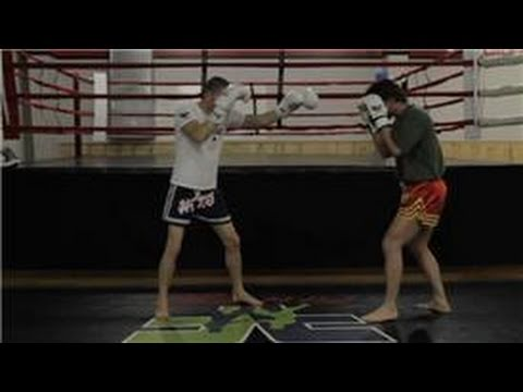 Martial Arts & More : Kickboxing Drills & Routines Image 1