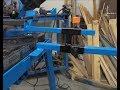 🔨Battuta di Taglio per tagli multipli Homemade Batting Cutting Iron Bandsaw Cuts