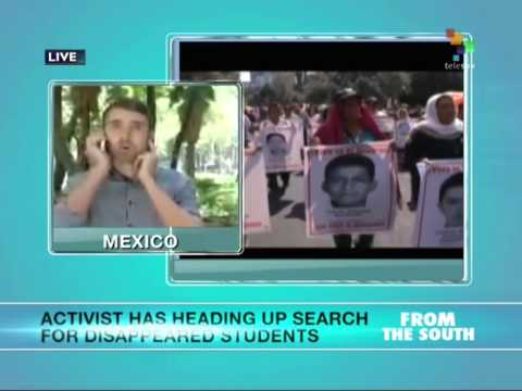 Mexico: Activist Involved in Search for Ayotzinapa Students Killed