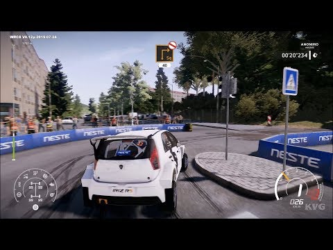 WRC 8 - Harju - Finland Gameplay (PC HD) [1080p60FPS]