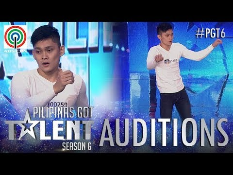 Pilipinas Got Talent 2018 Auditions Jervy Delos Reyes Dance