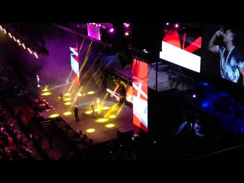 Temptation Reloaded Sydney 2013: Yo Yo Honey Singh- Dope Shope video