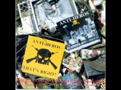 Anti-Heros - You Cant Kill