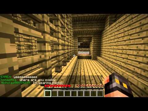 Minecraft - Igrzyska  Śmierci z Hogatym
