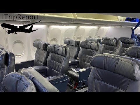 United 737-900ER First Class Review