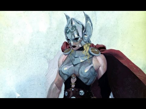 Marvel's Thor is Now a Woman