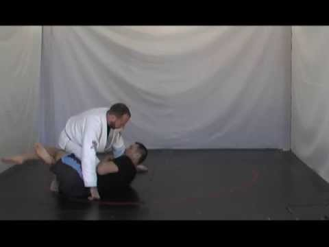 The Best Way to Train the Knee on Belly Escape by Vancouver BJJ coach Image 1