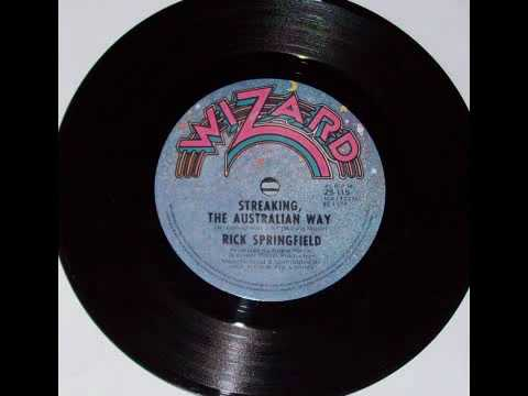 Rick Springfield - Streaking The Australian Way