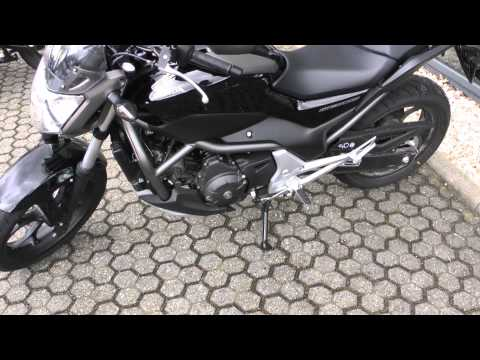 Honda NC700X Crossover review 2012