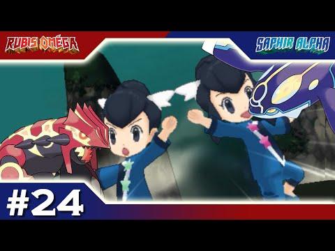Pokémon Rubis Oméga Et Saphir Alpha : Le Duel De Duo ! - #24 (dual) video