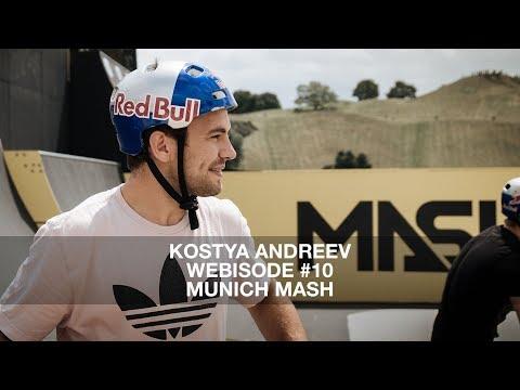 Как заработать 500000 руб за один день на BMX. Munich Mash в Германии. s01e10