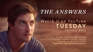 THE ANSWERS - TRAILER - by Michael Goode and Daniel Lissing