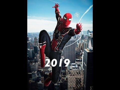 Эволюция Человека-Паука в мультфильмах и кино