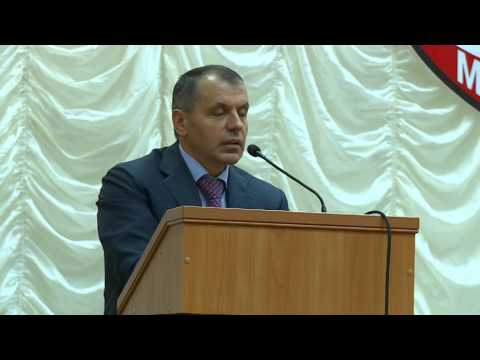 Константинов: Украинцы еще попросят Януковича вернуться «на белом коне»