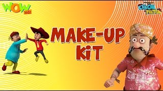 Make Up Kit - Chacha Bhatija - Wowkidz - 3D Animation Cartoon for Kids - As seen on Hungama TV