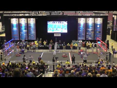 2014 Curie Division FRC Championships – Qualification Match 120