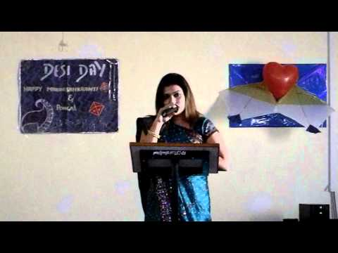MATS LAW SCHOOL (DESI DAY) on 15-01-2011___ PYAR MUJHSE JO KIYA...