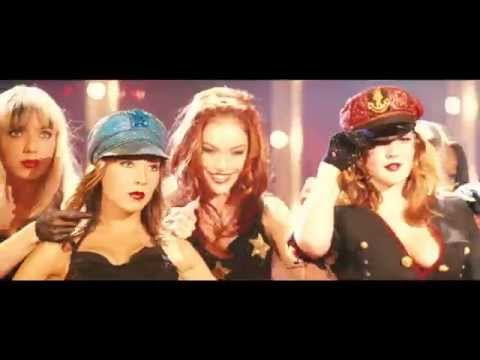 Charlie's Angels - Pink Panther Dance With The Pussycat Dolls video