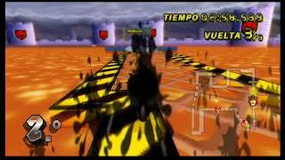 Saltando con Chain-Chop | Mario Kart Wii | 6