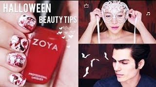 My Halloween Beauty Tips