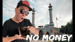 24 HOURS NO MONEY in Iran Challenge (ended up with alligators)