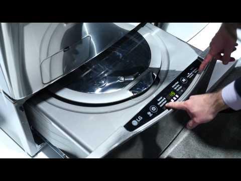 lg washing machine user manual video