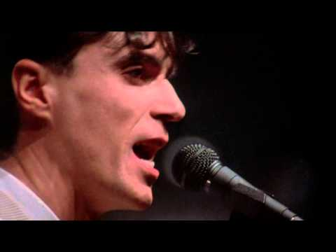 Talking Heads - Found A Job Stop Making Sense