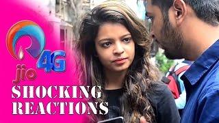 Jio Sim- Mumbai Girls Shocking Reactons on #Jio Sim Launch & Its Data Plan