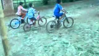 Anak Karajeun Balap Sepeda