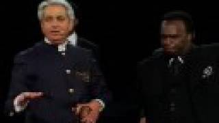 Benny Hinn / Brian Carn - Prophetic Anointing in London (1)